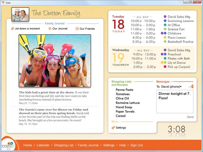 2009 family organizing tools round up momadvice