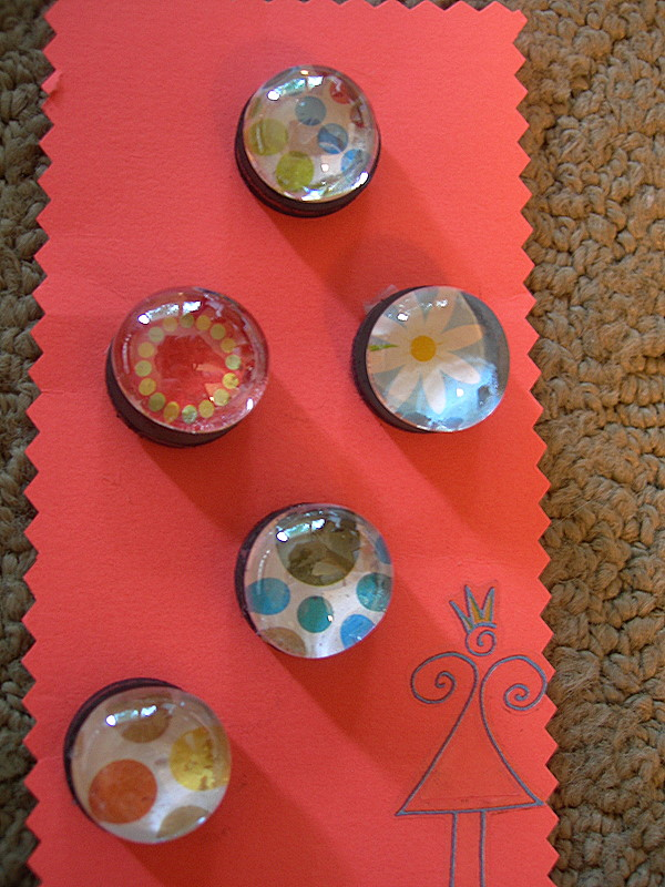 Eat Your Heart Out Martha: Bubbly Magnets - MomAdvice