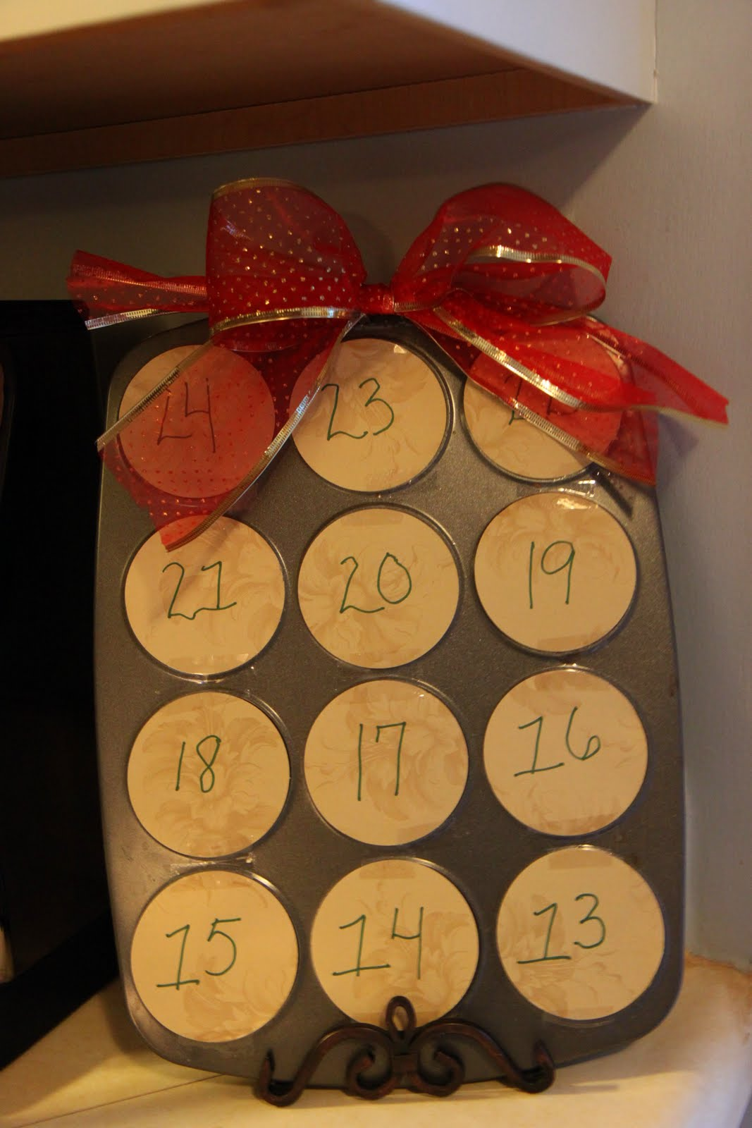 Advent Calendar Handmade : Use what you have handmade advent calendar momadvice