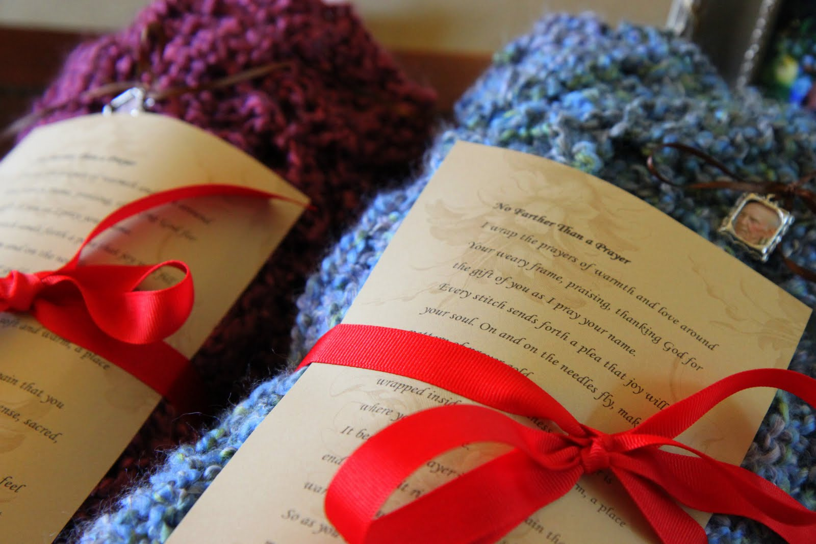 Gifts you can make knitted prayer shawls momadvice bankloansurffo Image collections