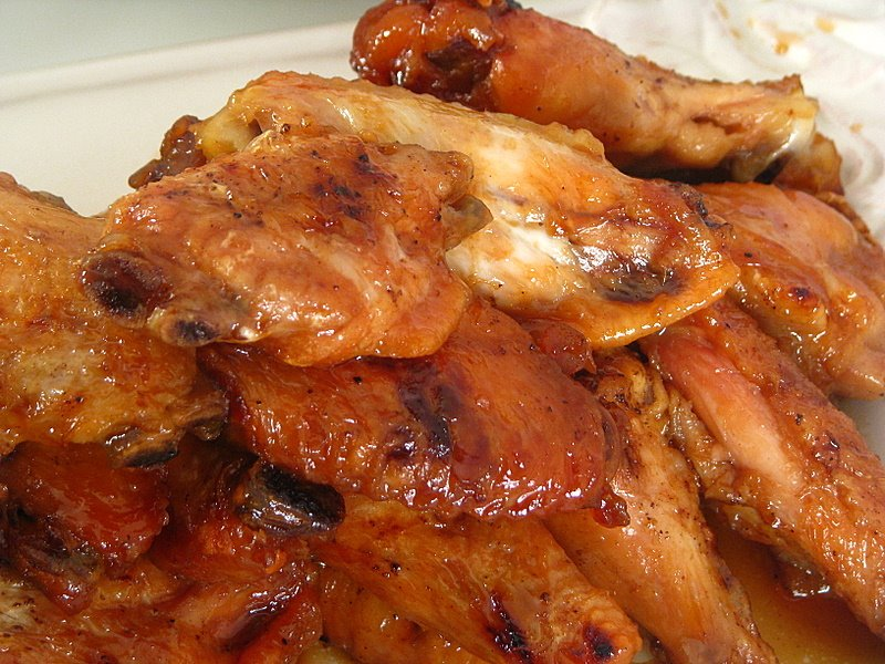 these wings oh these chicken wings this picture does not do them ...
