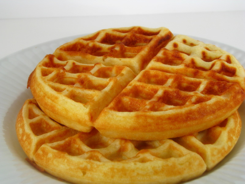 Notebook Experiments: Can I Make Waffles That Are Light As Air ...