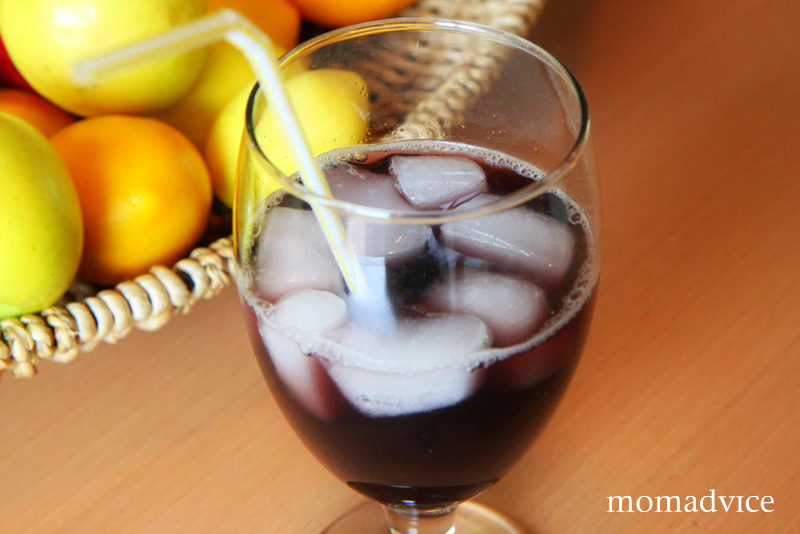 Fresh Blueberry Addition to Your Iced Tea or Coffee - MomAdvice