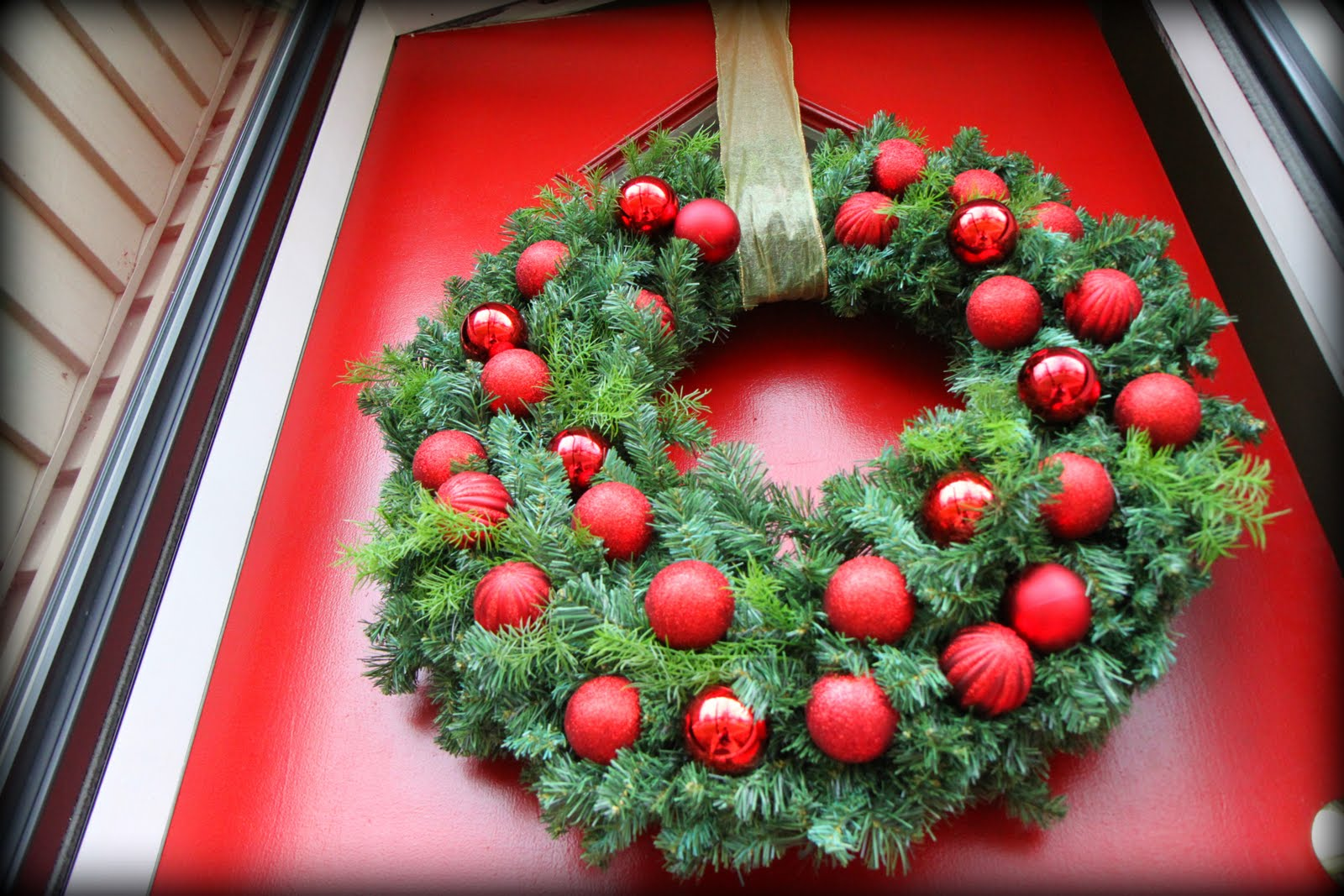 Gifts You Can Make Kimba Inspired Holiday Wreaths Momadvice