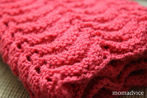 Knitting Pattern For Security Blanket : All Knitted Up: Sweet Little Baby Blankets - MomAdvice