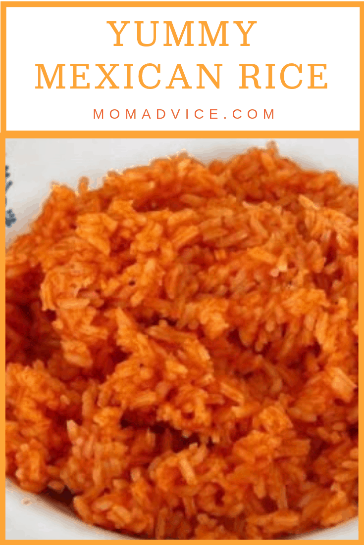 Yummy Mexican Rice