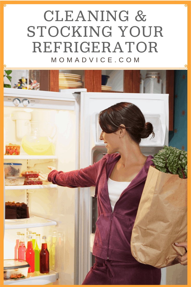 Cleaning & Stocking Your Refrigerator for the New Year