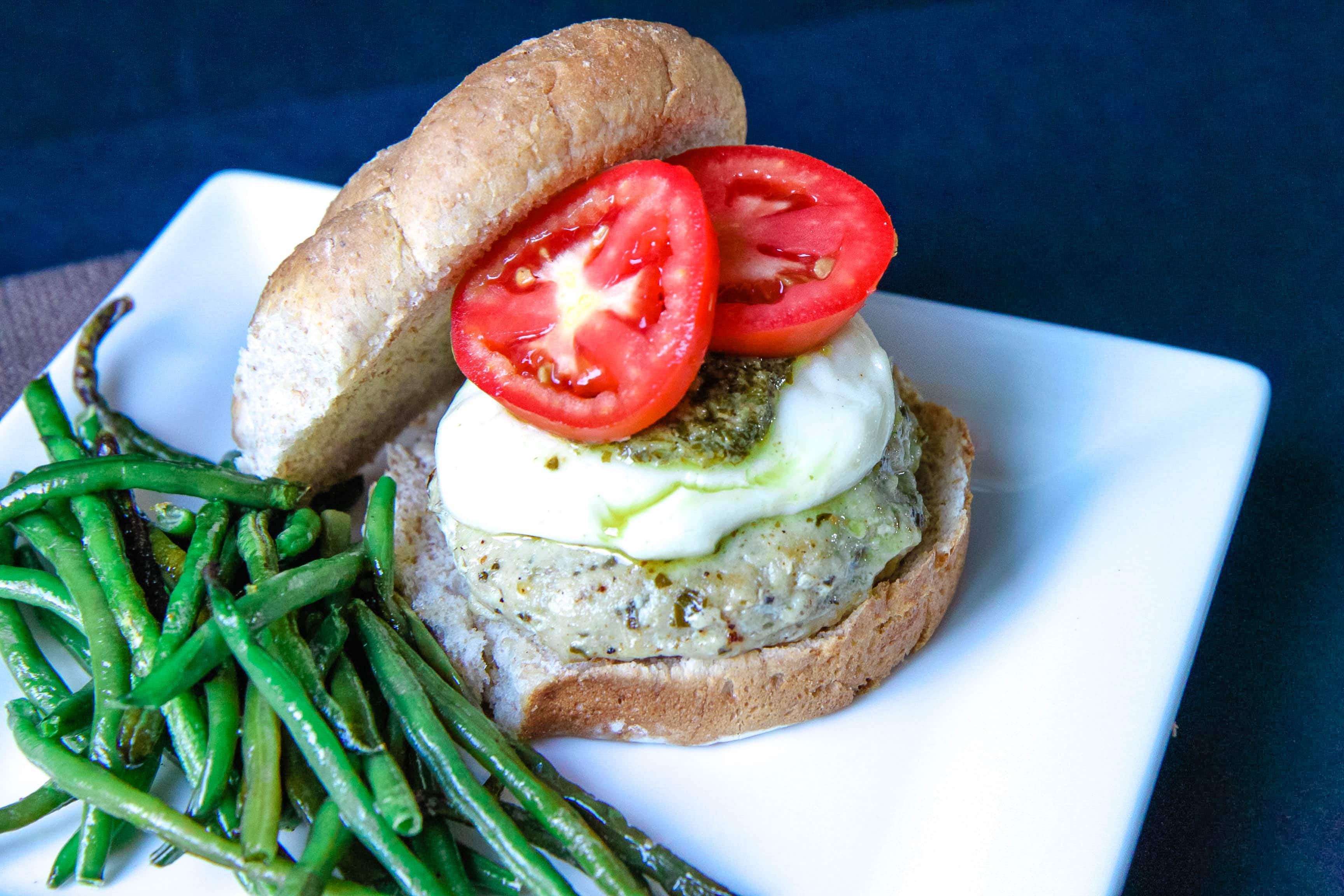 The Best Chicken Burgers Recipe from MomAdvice.com