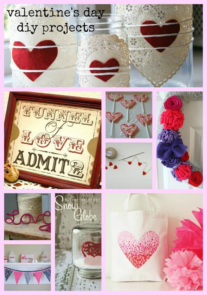Valentine's Day DIY Projects