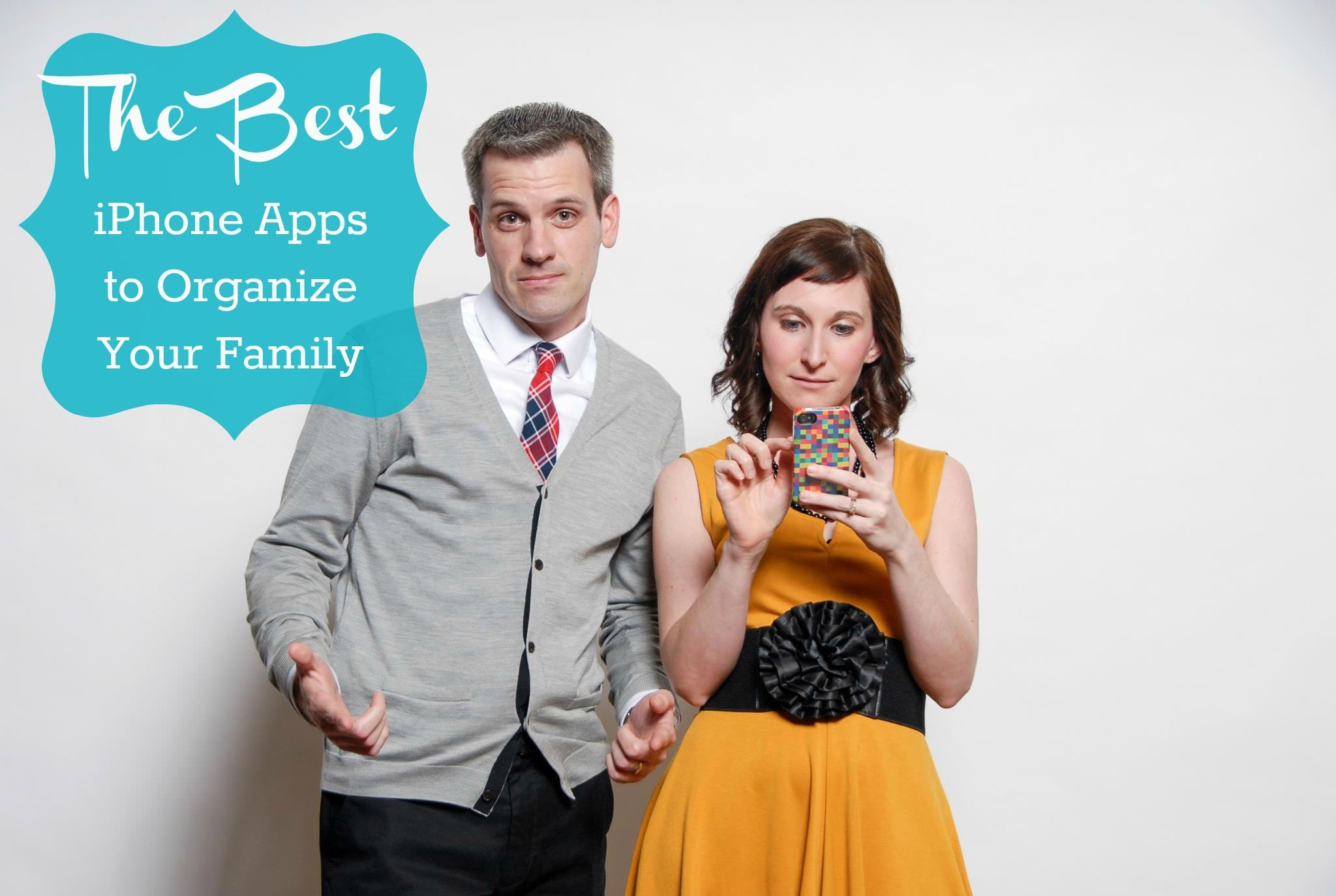 The Top 7 Apps to Organize Your Life