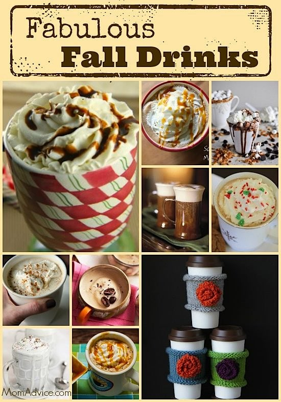 Fabulous Fall Drinks Round-Up