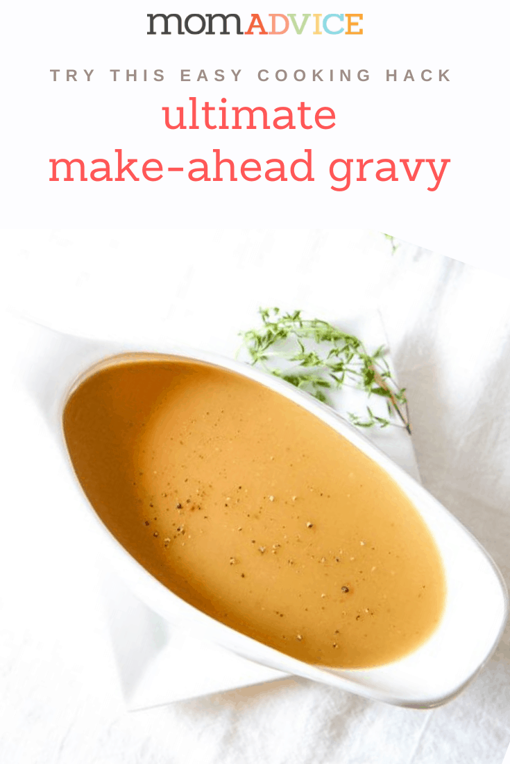Ultimate Make-Ahead Gravy (With VIDEO)