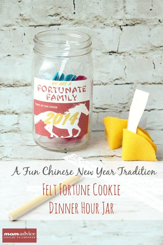 Chinese New Year Family Tradition: We Are a Fortunate Family ...