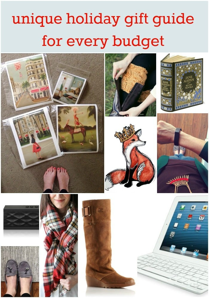 The MomAdvice Unique Holiday Gift Guide