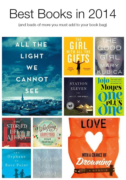 My Top Ten Books of 2014