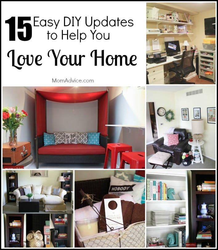15 Easy DIYs That Will Help You Love Your Home