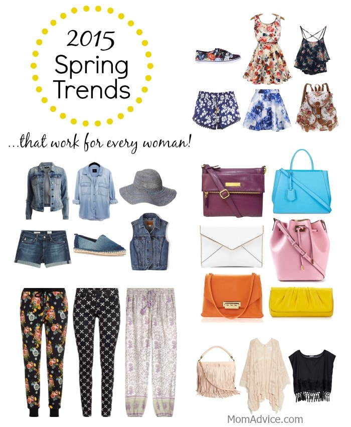 Spring Fashion Trends with Audrey McClelland