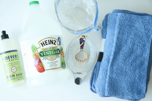 DIY Reusable Floor Pads For Your Swiffer Mop