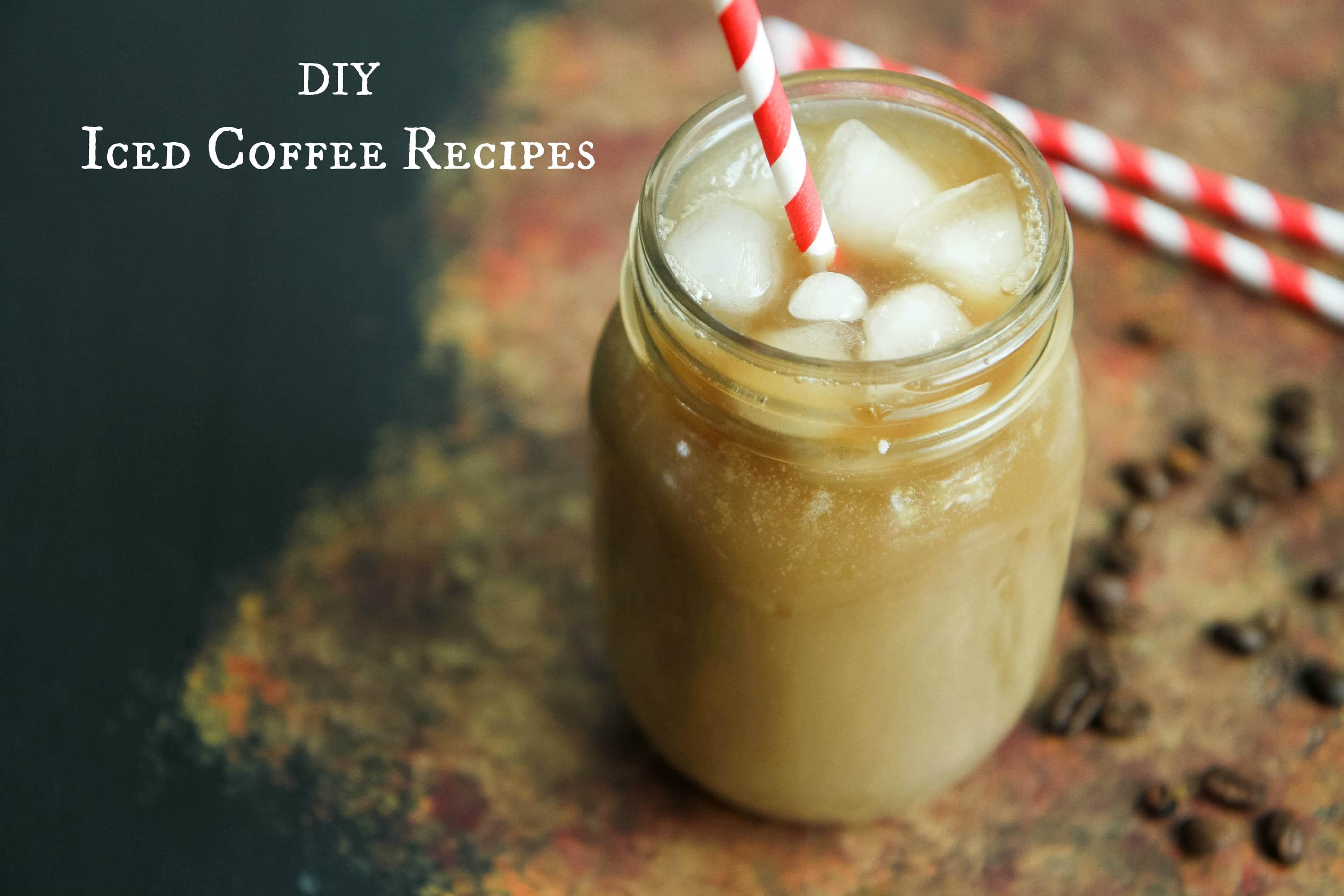DIY Iced Coffee Recipes
