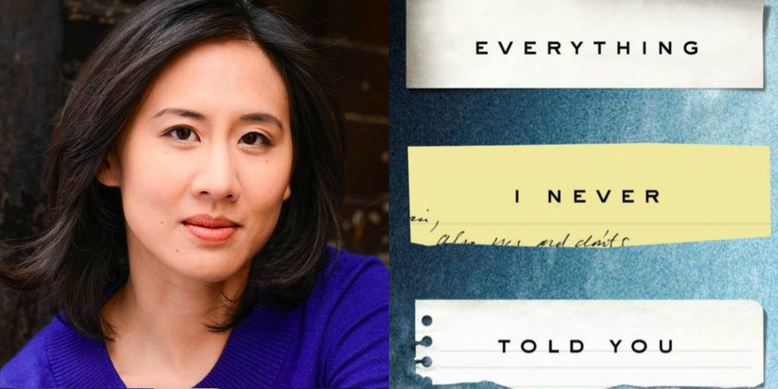 Sundays With Writers: Everything I Never Told You by Celeste ...