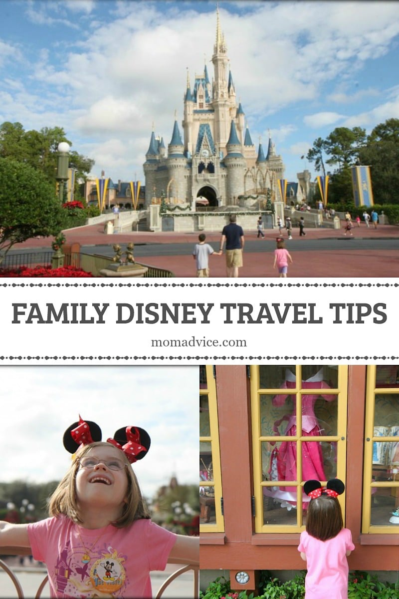 Family Disney Travel Tips