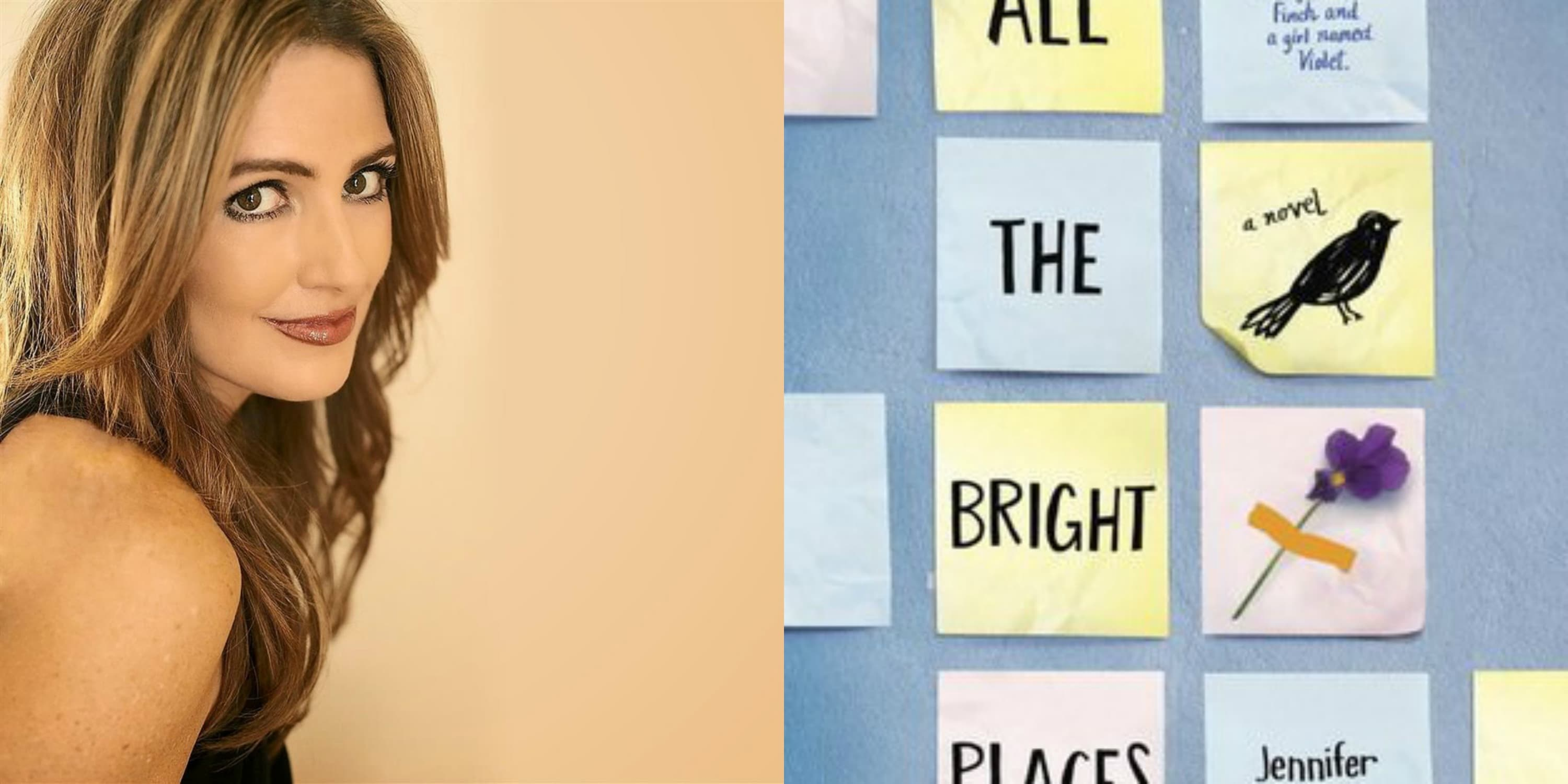 Sundays With Writers: All the Bright Places by Jennifer Niven