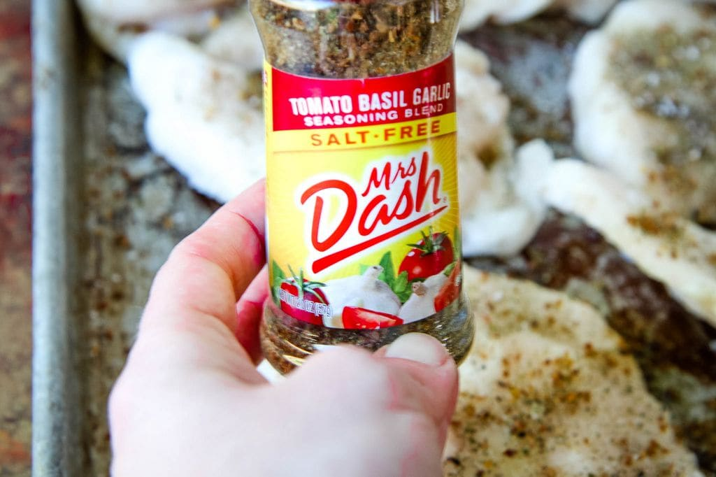 Mrs. Dash Tomato Basil Seasoning