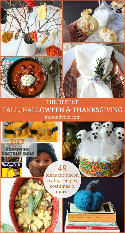 The Best of Fall, Halloween & Thanksgiving: 49 Ideas for ...