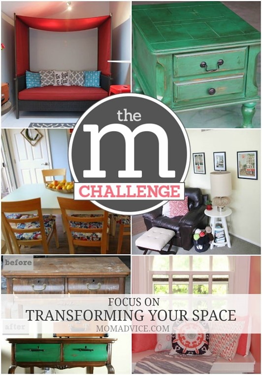 Amy's Notebook 10.28.15: Transforming Your Space M ...