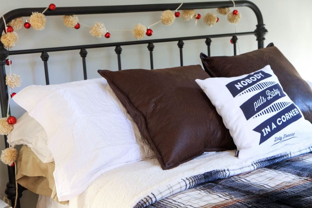 Cozy Up Your Holiday Bedding