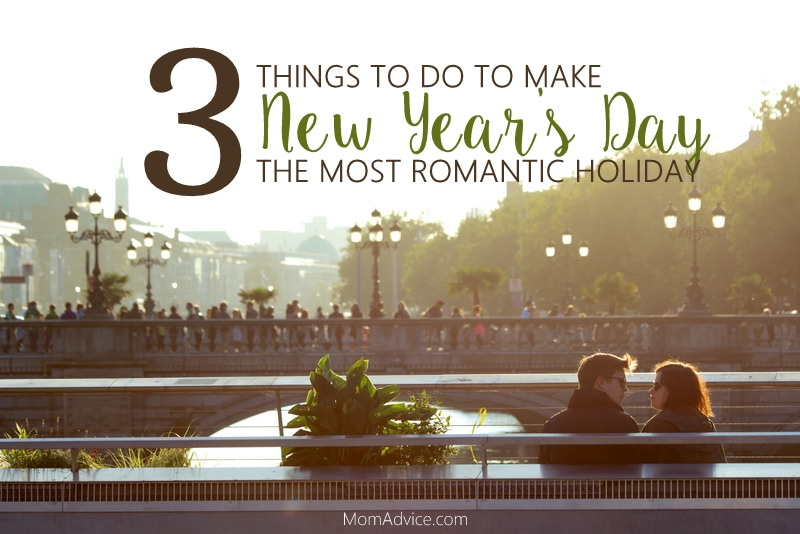 Why New Year's Day is the Most Romantic Holiday