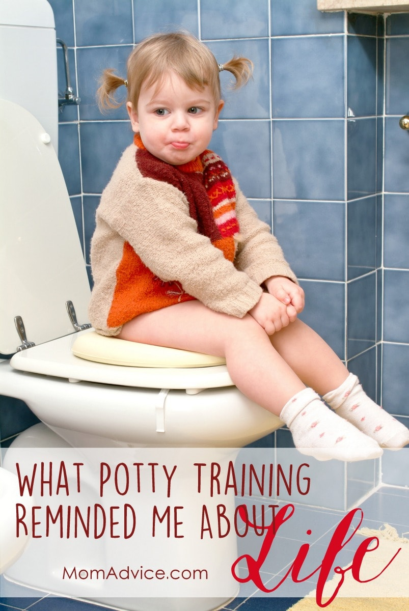 4 Things Potty Training Reminded Me About Life