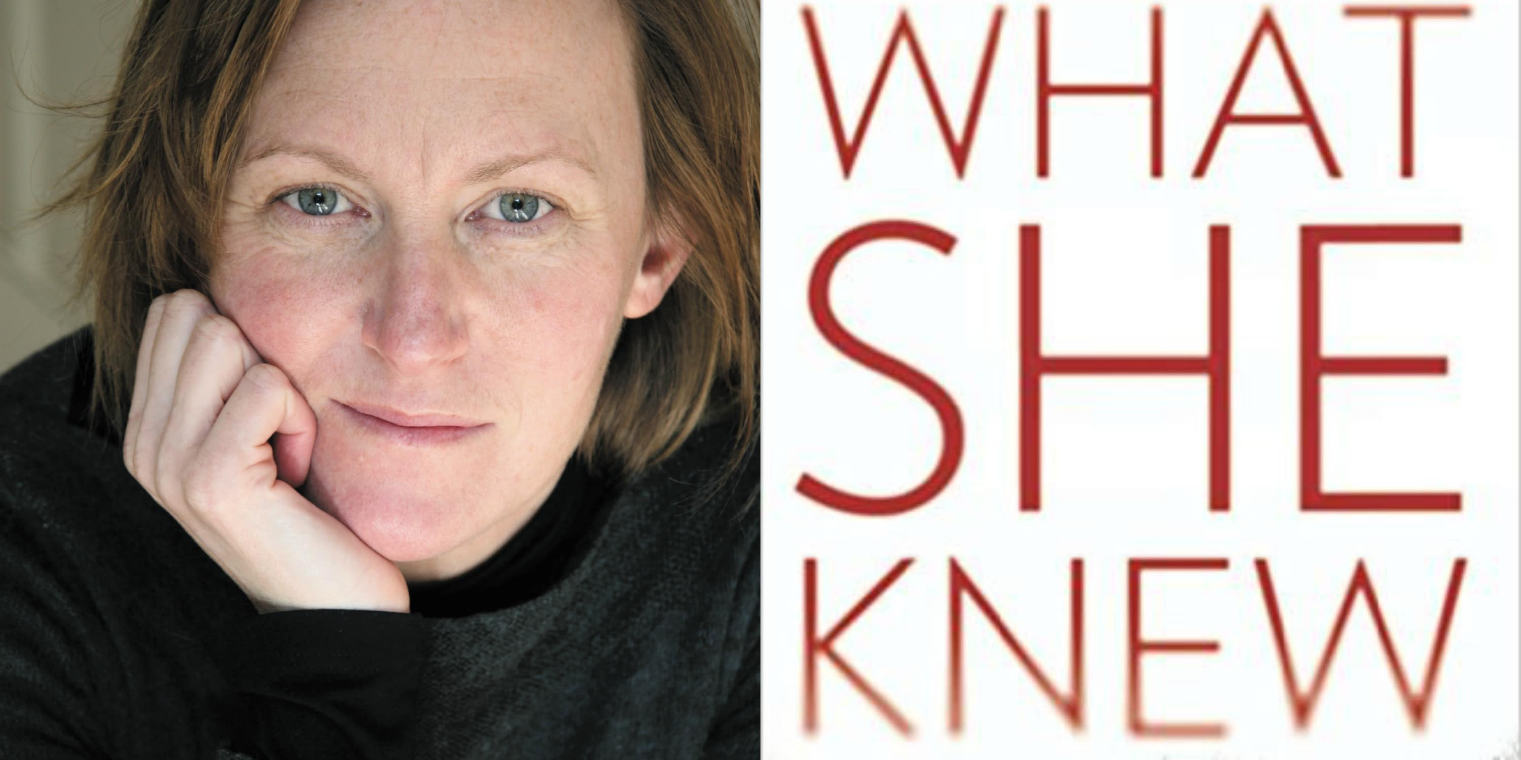 Sundays With Writers: What She Knew by Gilly Macmillan
