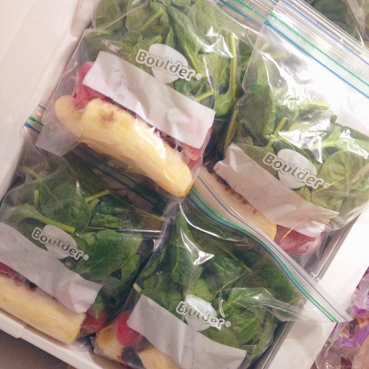 Make-Ahead Smoothie Packs for Your Freezer from MomAdvice.com