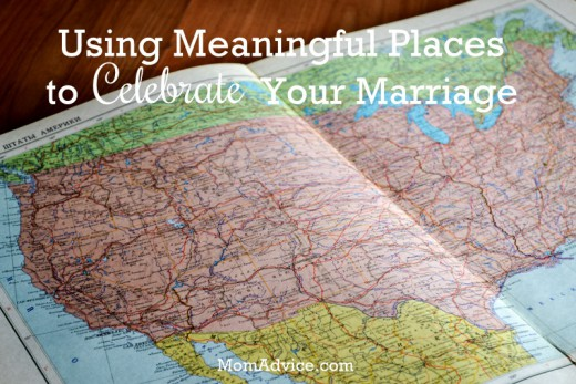 Using Meaningful Places to Celebrate Your Marriage