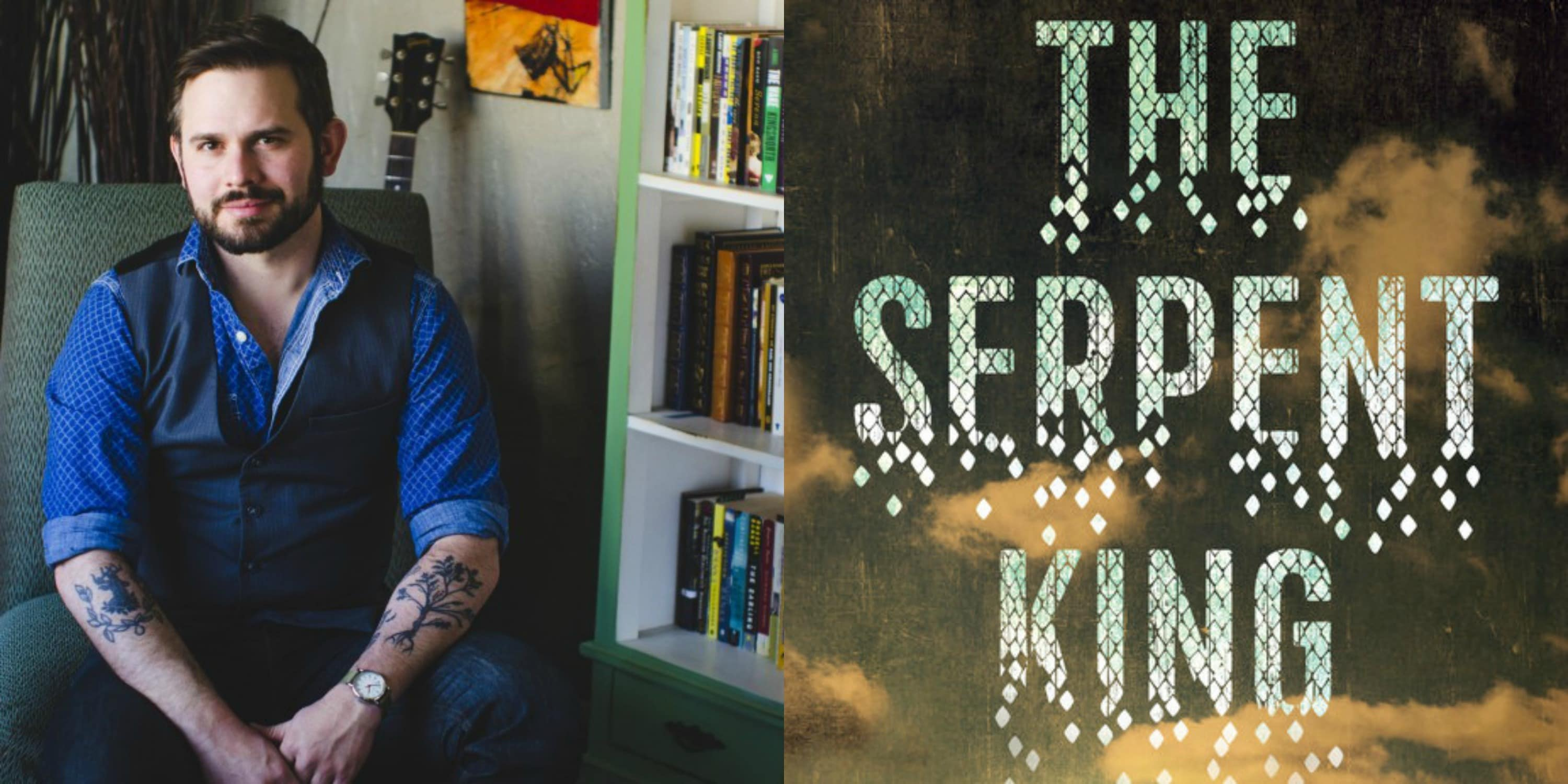 Sundays With Writers: The Serpent King by Jeff Zentner