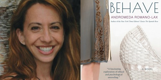Sundays With Writers: Behave by Andromeda Romano-Lax