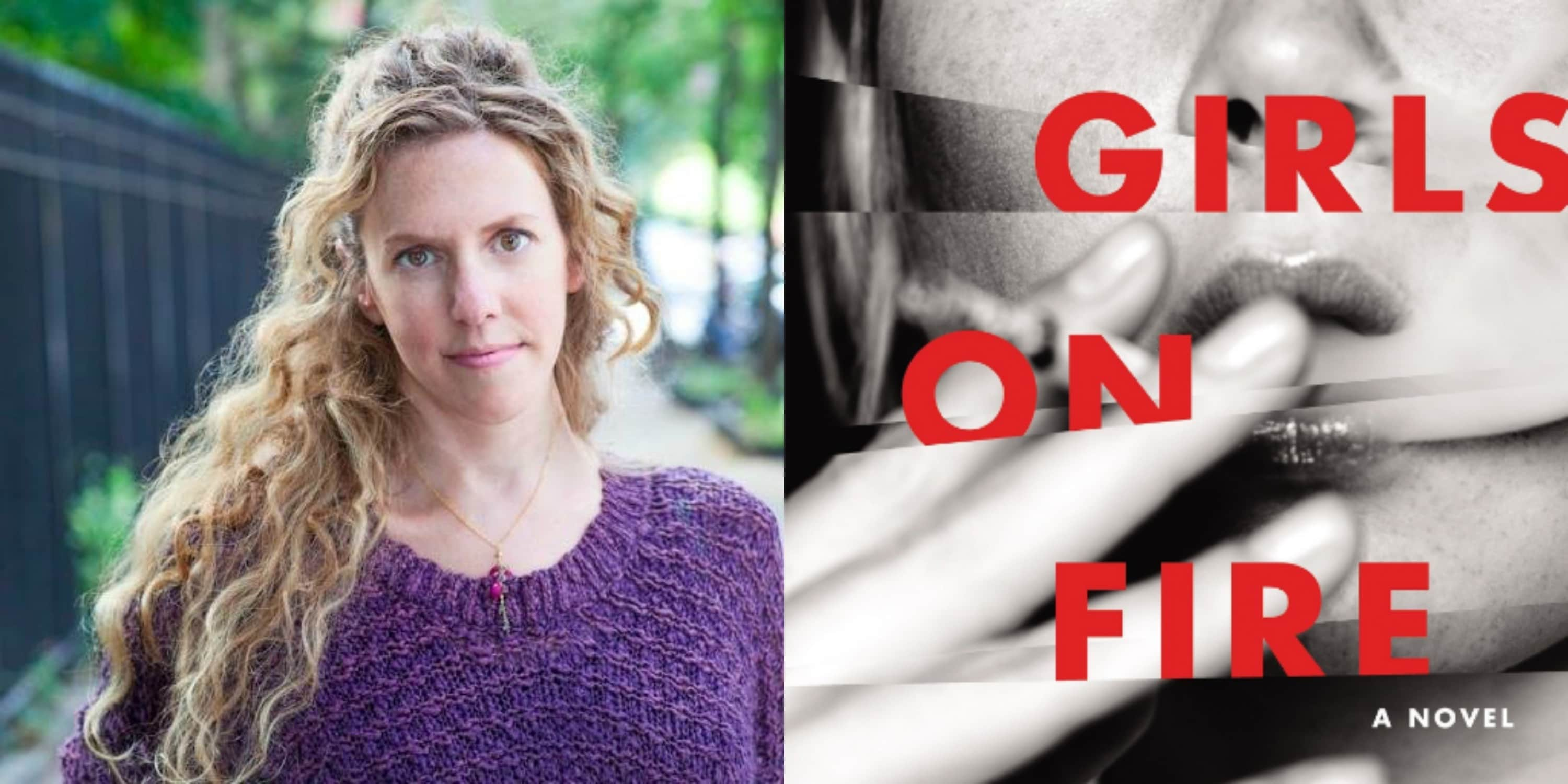 Sundays With Writers: Girls on Fire by Robin Wasserman