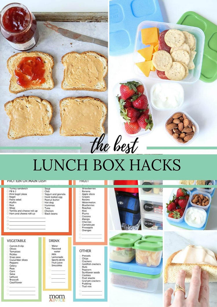 the-best-lunch-box-hacks MomAdvice.com