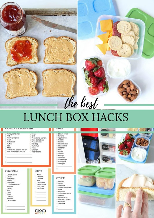 The Best Lunch Box Hacks