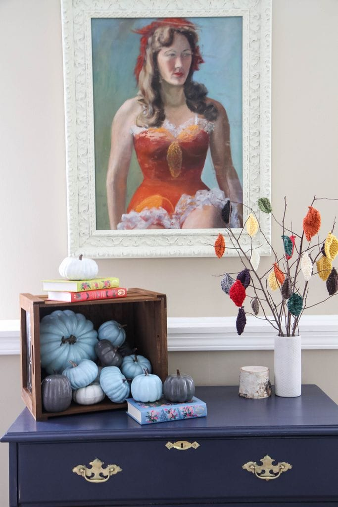 Painting Pumpkins With Acrylic Paints