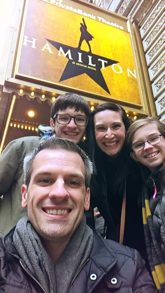 Our Hamilton Chicago Family Review and Experience