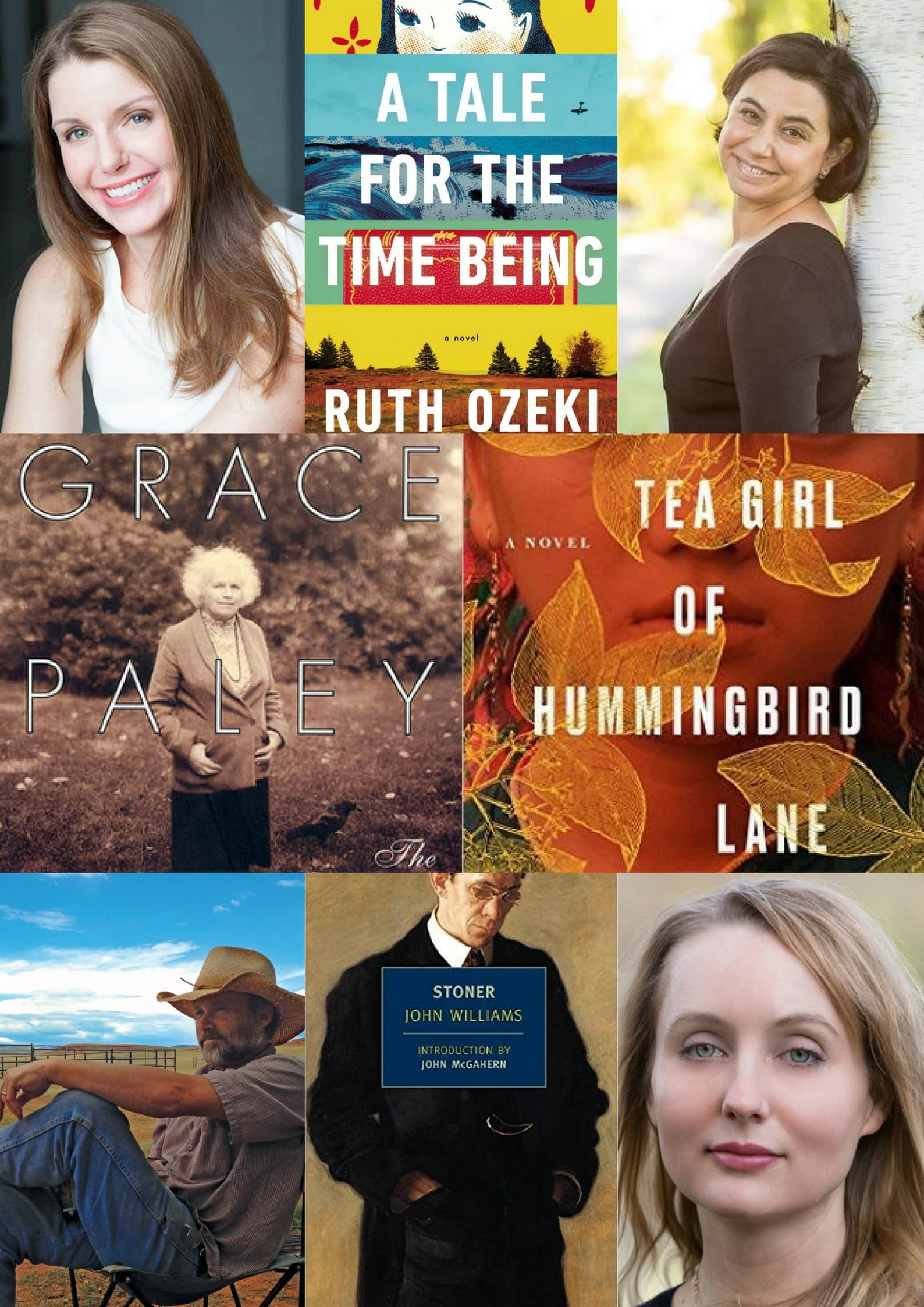 4 Top Authors Share Their Favorite Reads