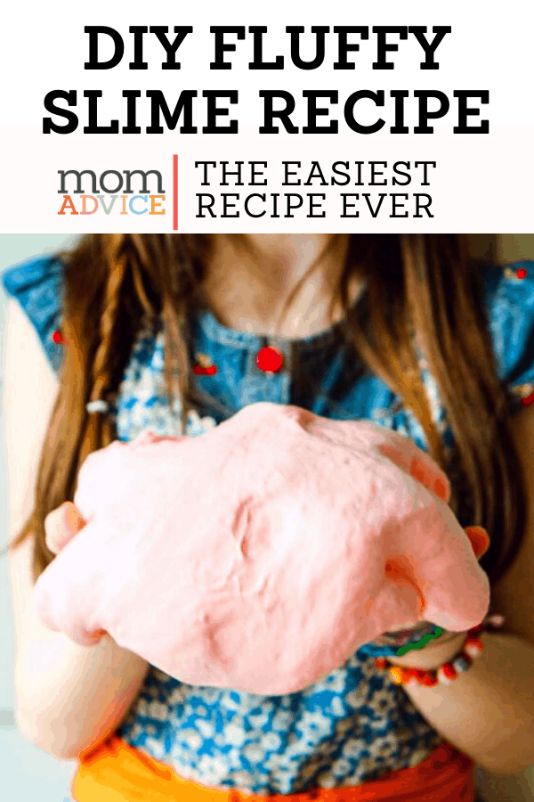 How to Make the DIY Fluffy Slime Recipe With These Fluffy ...