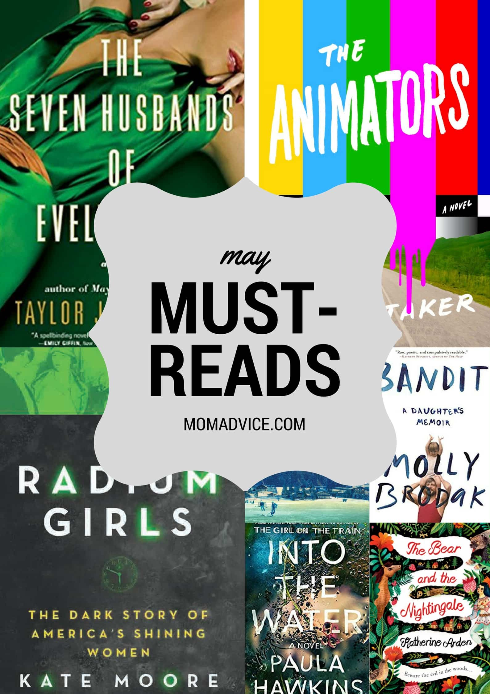 May 2017 Must-Reads