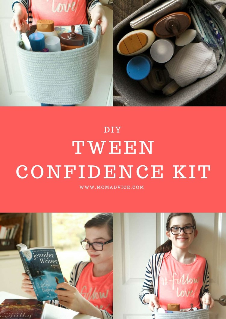 DIY Tween Self-Confidence Kit from MomAdvice.com