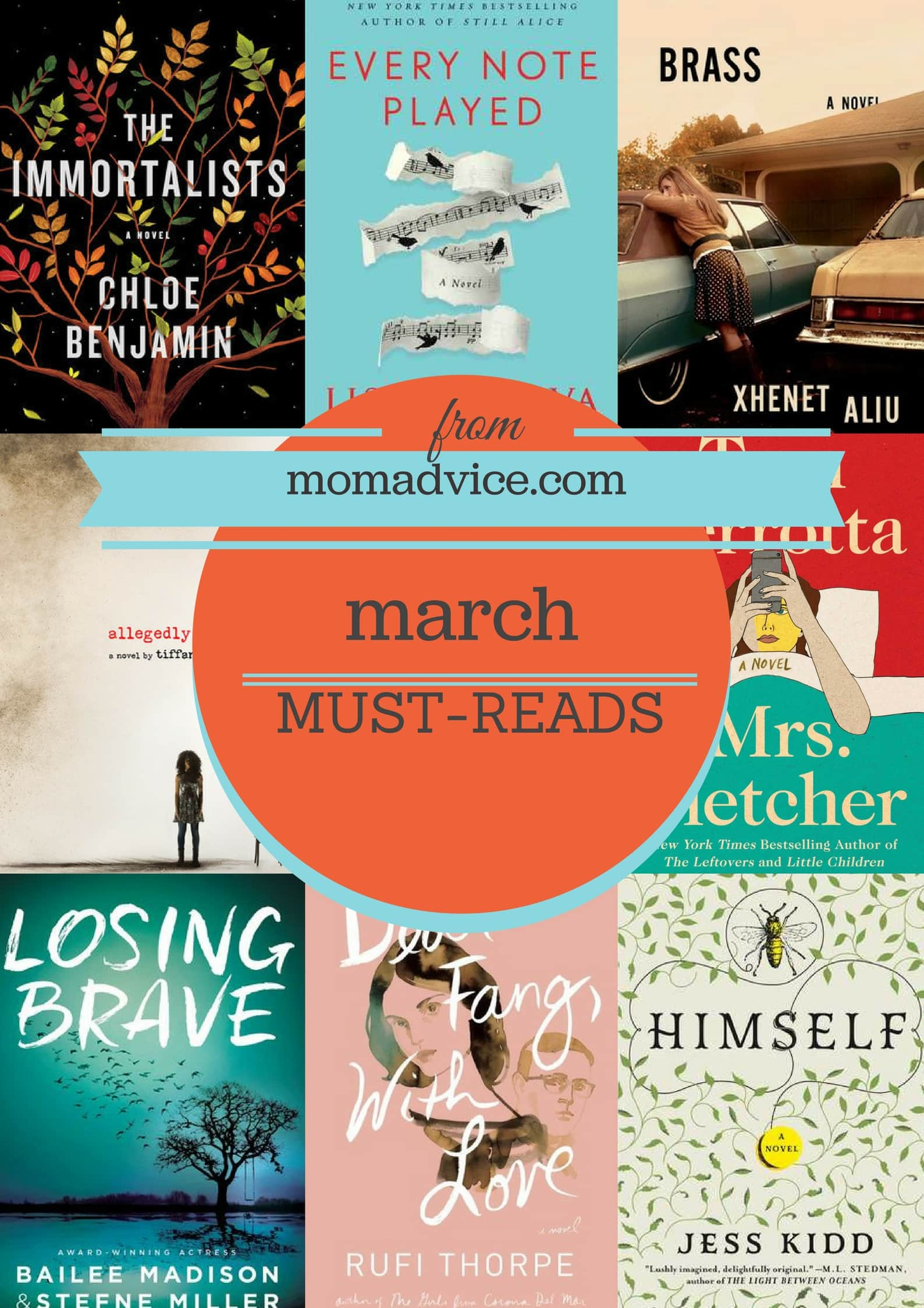March 2018 Must-Reads