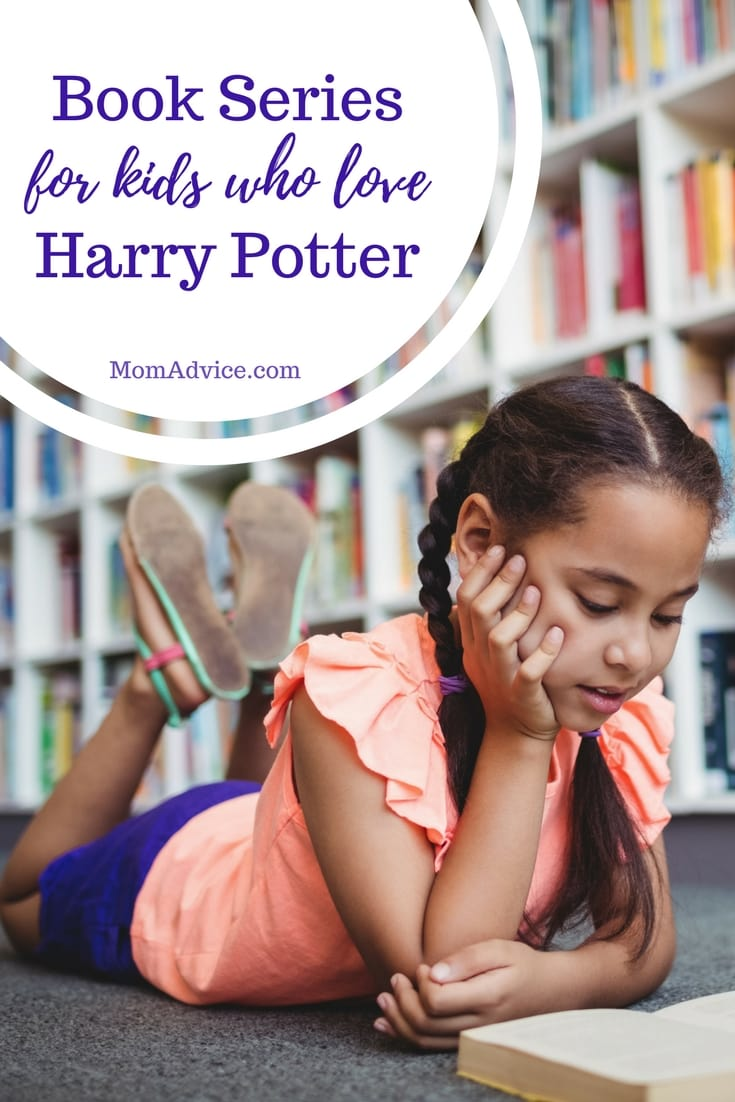 Book Series for Kids Who Love Harry Potter