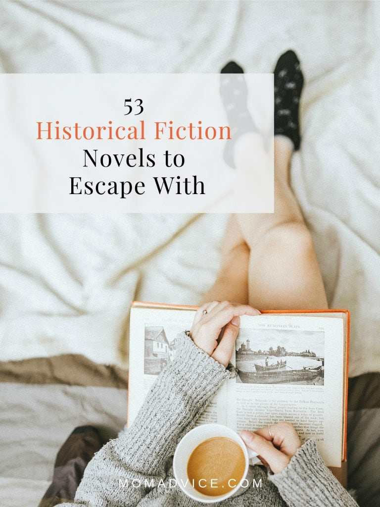 53 historical fiction novels to escape with