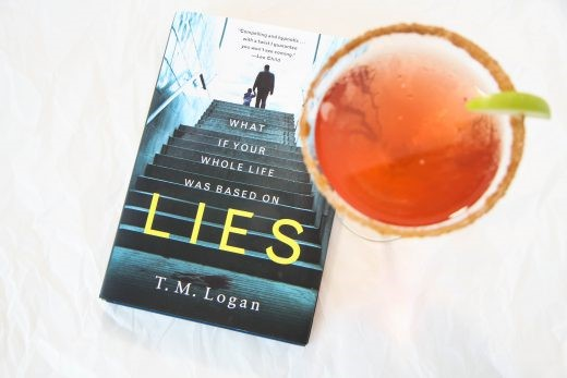 Candy Apple Martini and a New Chilling Thriller